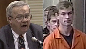 Jeffery Dahmer sentenced to life in prison